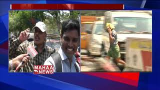 People Facing Problems With Summer High Temperature In Chittoor District | MAHAA NEWS