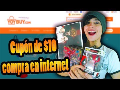 TE DOY $10 DOLARES (Cupón) | ¿Cómo Utilizar Yoybuy?