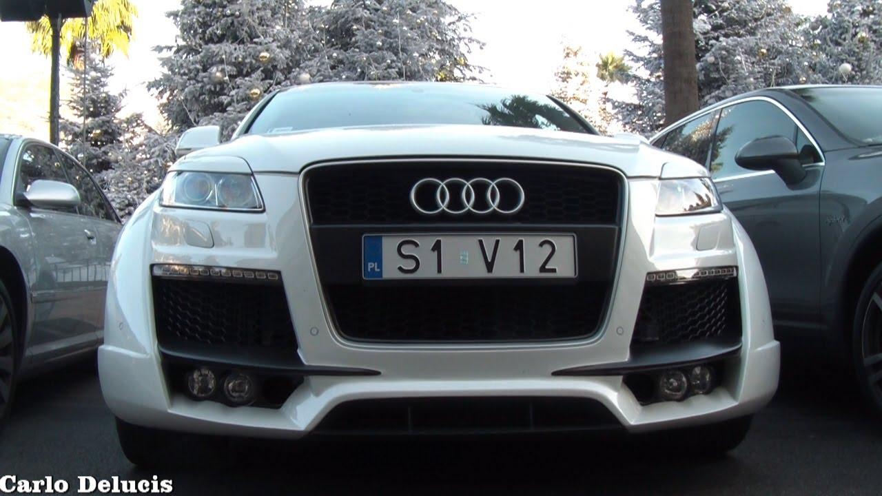 Ppi Ice Gt Crazy Tuned Audi Q7 V12 Youtube