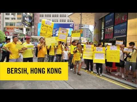 Global Bersih Day of Re-Action!