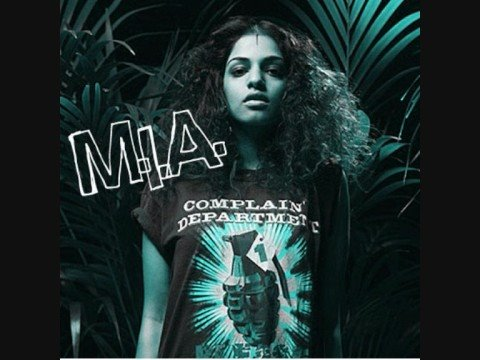 M.I.A. - Paper Planes (All I Wanna Do Is `Bang Bang´And Take Your Money)