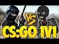 Doruk Videoyu Bastı! (CSGO:1VS1) #1
