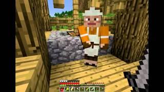 Minecraft Mo'Creatures & MineColony Mod 14.rész