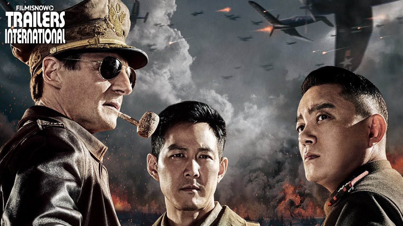 인천상륙작전' 메인 예고편 | Operation Chromite ft. Liam Neeson - Main Trailer [HD]