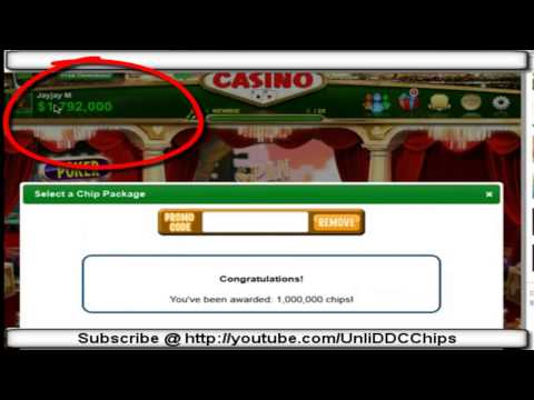 DoubleDownCasino Promo Code Generator Updated March 2013