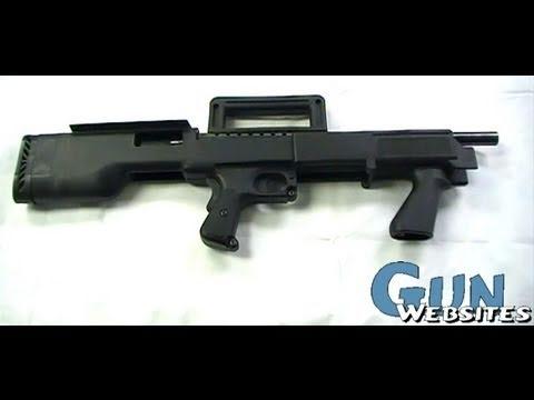 Maverick 12g Bullpup Shotgun