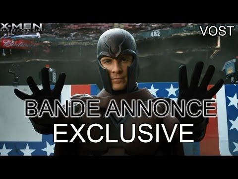 X-Men: Days of Future Past - Bande annonce 2 [Officielle] VOST HD