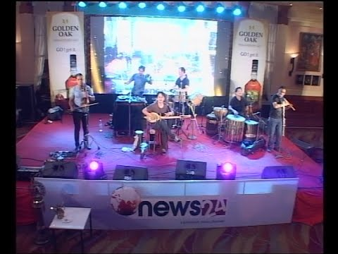 KUTUMBA Performing at 6th Anniversary of NEWS24 TELEVISION At Raddision Hotel [Part 05]- NEWS24 TV