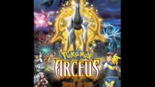 opening song of pokemon movie 12: Arceus and the Jewel of Life
