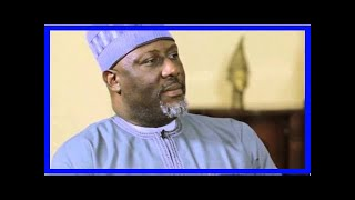 Breaking News | Dino Melaye writes police IG, lists condition to submit self