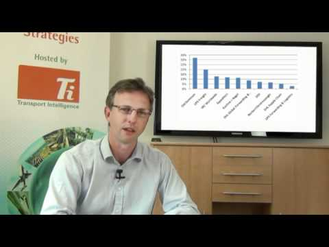Logistics Briefing: Survey findings of the financial performance of the global logistics market