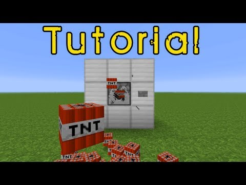 Tutorials/redstone Machines