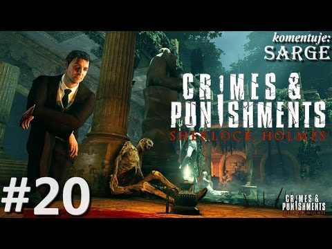 Zagrajmy w Sherlock Holmes: Crimes and Punishments odc. 20 KONIEC GRY