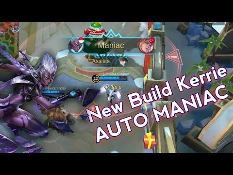 Gameplay Build Kerrie Auto Maniac