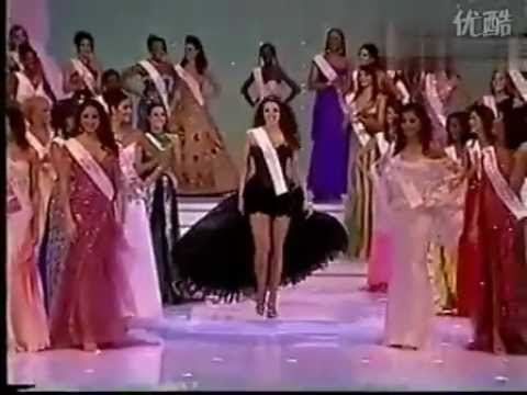 Miss World 2003 Top 20 Announcement