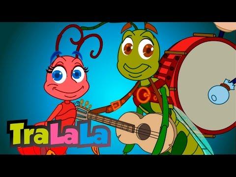 Greierele si Furnica - Cantece pentru copii
