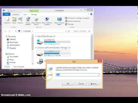 Recuperar archivos escondidos por Virus en memorias externas