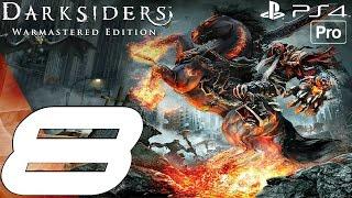 Darksiders Warmastered Edition - Gameplay Walkthrough Part 8 - Stygian Boss Fight (PS4 PRO)