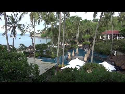 Sheraton Senggigi Beach Resort, Lombok, Indonesia
