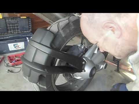 Purgar Frenos traseros R1200GS anyo 2010HD