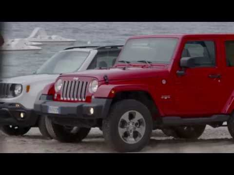 Jeep & Harley Davidson Eurofestival Trailer | AutoMotoTV