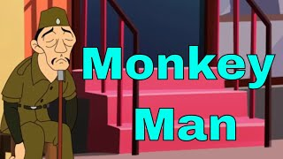 Chimpoo Simpoo - Episode 4 | Monkey Man | Animated Series