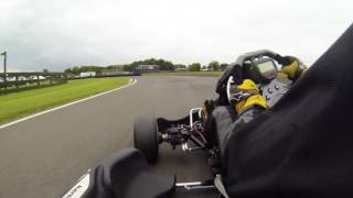Shenington - Gearbox 125 KZ - Day 2