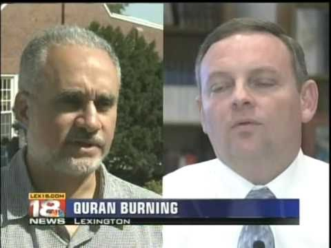 WLEX-TV Coverage of Koran Burning