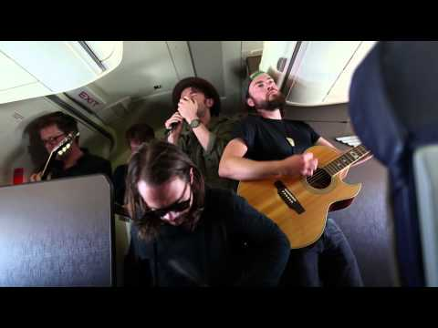 The Black Cadillacs - #LiveAt35 on Southwest Airlines