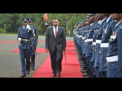 Dr Abiy Ahmed's 100 Days And Deplomcy