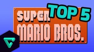 Top 5 datos que no sabías de Super Mario Bros (Top 5 Mario Bros) | TGN