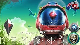 No Man's Sky 🛸 Beyond Update Launch
