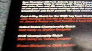 WWE PPVs of 2008!!!
