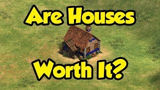 Are Houses Worth It?