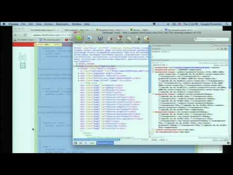 Google I/O 2012 - Chrome Developer Tools Evolution