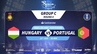 #Handtastic | PR - Group C | Hungary : Portugal