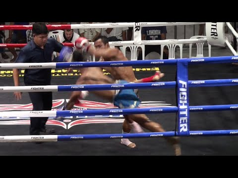 Talayhod Tiger Muay Thai vs Phetmongkon Chang Gym @ Rawai Boxing Stadium 19/12/15