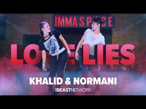 Download Khalid amp Normani quotLOVE LIESquot  Janelle Ginestra Choreography  IMMASPACE Class