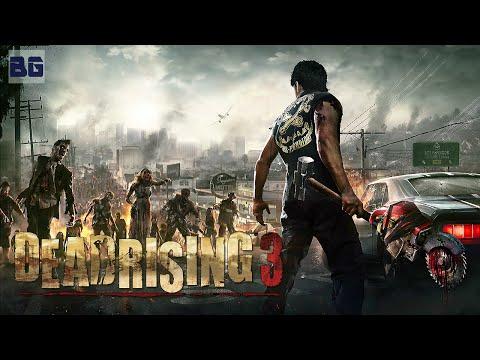 Dead Rising 3. O Filme Dublado
