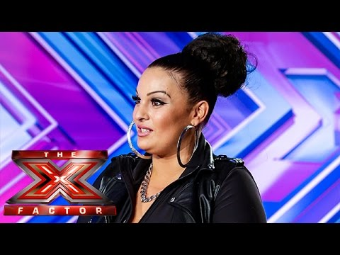Monica Michael Sings Pretty Little Sister | Room Auditions Week 2 | The X Factor Uk 2014 video