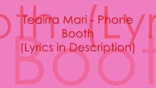 Watch Teairra Mari Phone Booth video