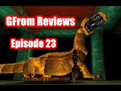 GFrom Reviews - Tomb Raider 2 (Playstation - 1997)
