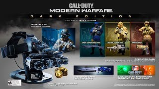 Call of Duty: Modern Warfare DARK EDITION Revealed! Night Vision Goggles!