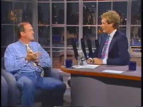 Late Night w David Letterman - John Cleese