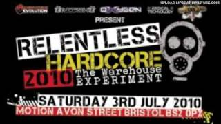 DJ TERROR @ RELENTLESS HARDCORE (Audio clip)