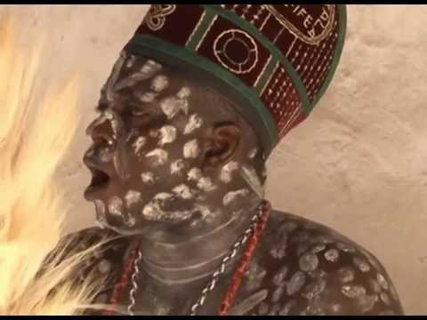 OBATALA - FEARSOME GOD - THE CREATOR OF HUMAN BODIES - FESTOUR
