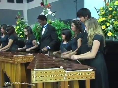 Adventistas ..Mas alla del sol.. instrumental con marimba