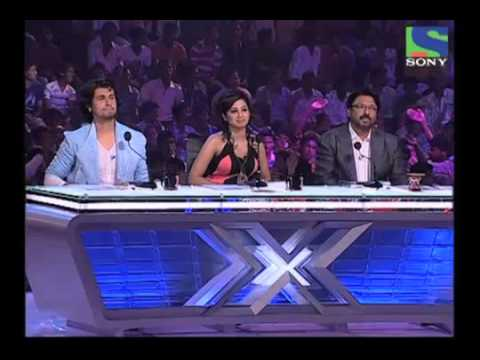 X Factor India - Taj Group touches souls with Abhi Na Jao Chhod...