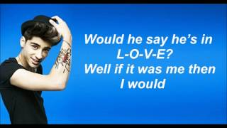 One Direction Video - One Direction - I Would (Lyrics and Pictures)