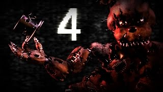 Five Nights at Freddys 4 -Vallaha Öpecekler - TÜRKÇE